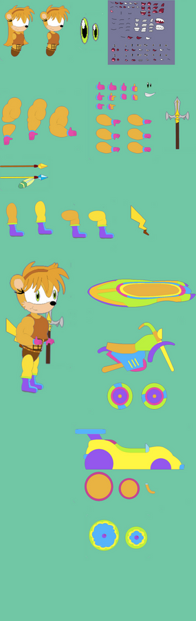 Character Builder- Citrine Mongoose 2