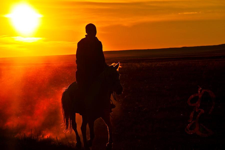 Mongolians by heroamka