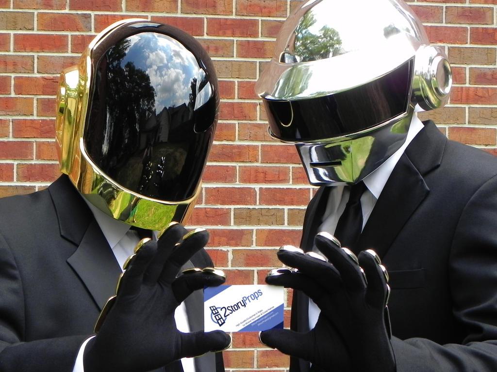 Daft Punk by torsoboyprops