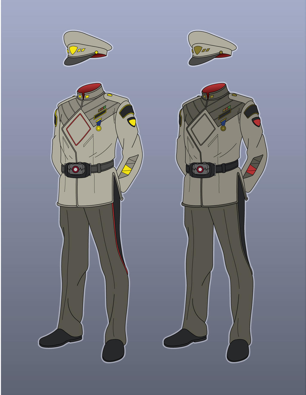 Ranger Concept 05 by DoubleZeroFX