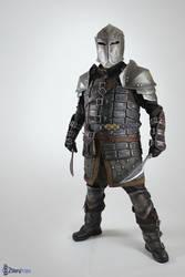 Skyrim Dawnguard Heavy Armor