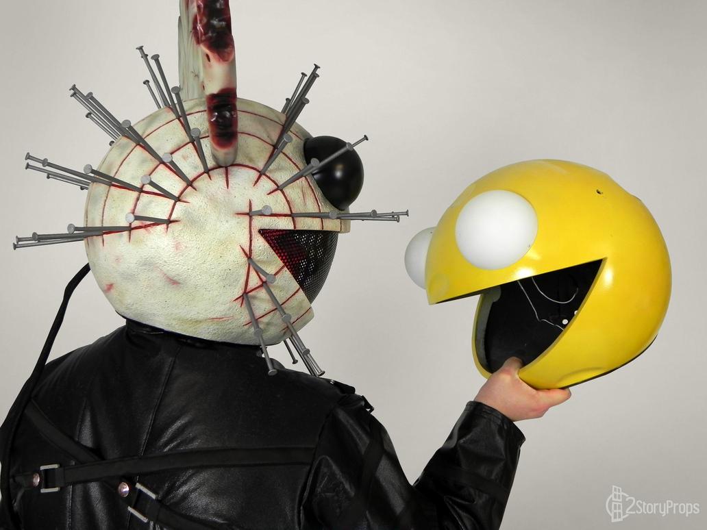 Deadmau5 Pinhead, Halloween 2014 by torsoboyprops