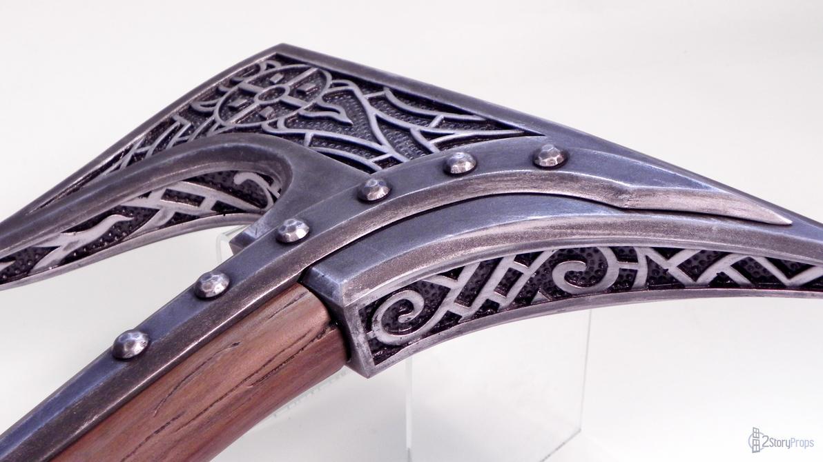 Nordic War Axe | Elder Scrolls | FANDOM powered by Wikia