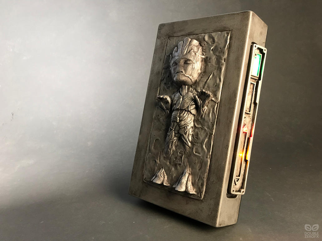 Han Solo Carbonite Dog Toy