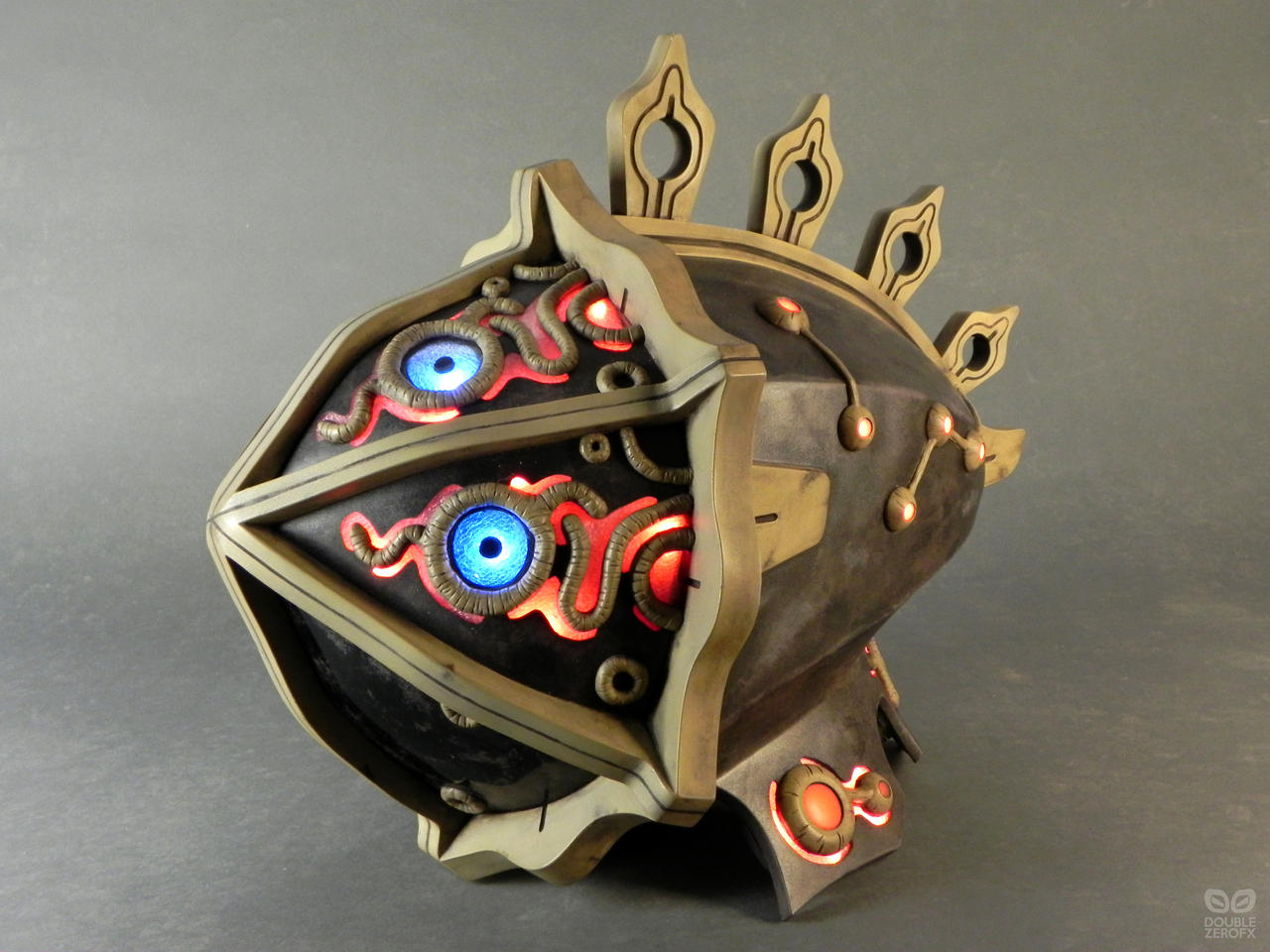 Breath of the Wild: Vah Rudania Divine Helm