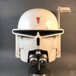 Ralph McQuarrie Concept Boba Fett Helmet