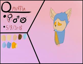 Muffin by miniwolf182