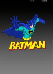 O Batman by Awesomaximus