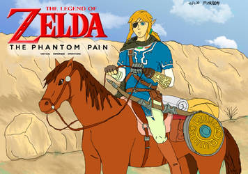 The Legend of Zelda The Phantom Pain by Awesomaximus