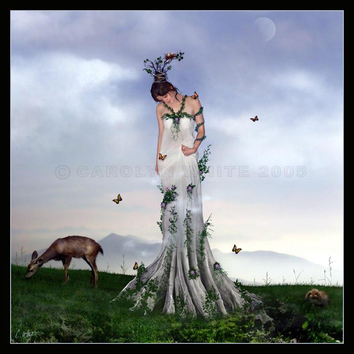 Gaia by miskis