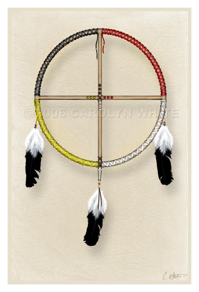 Redbird's Sacred Hoop by miskis