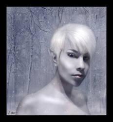 Jack Frost by miskis
