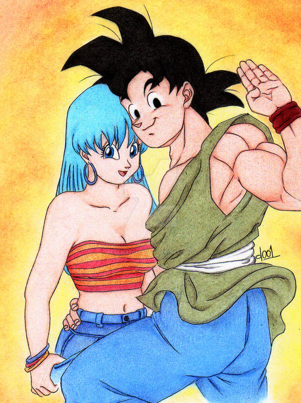 naked pictures of bulma having sex with goku