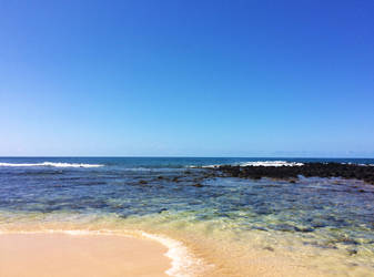Poipu Beach 2 by SasukeUchiha22