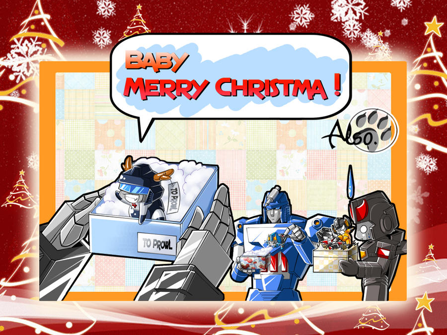 TF-Merry Christmas by also07 on DeviantArt