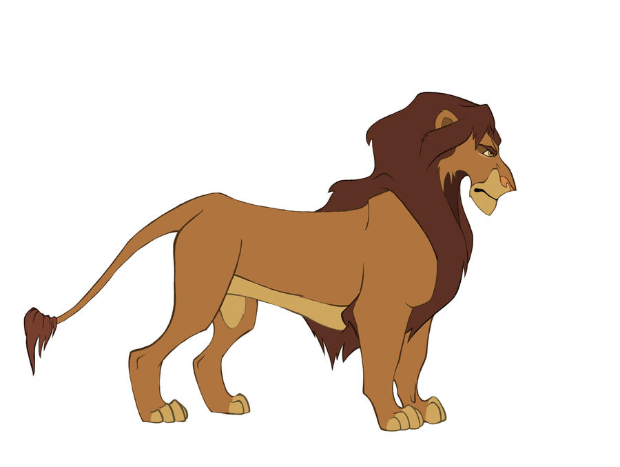 Character Design Lion King : One more mistake lion king rp jump in semi advanced
