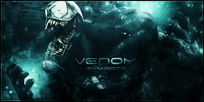 VENOM SYMBiOTE by aSmoTiquE