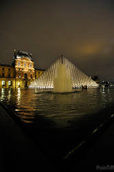 Diagonale et fontaine by PoinTiff