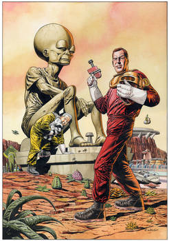 Dan Dare Commission 2