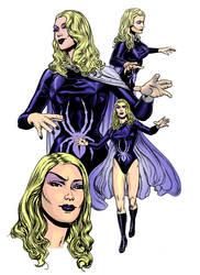 Black Widow design by westonfront