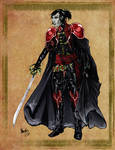 Vampire Swordsman