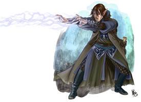 Wizards dont need staffs by thedarkestseason