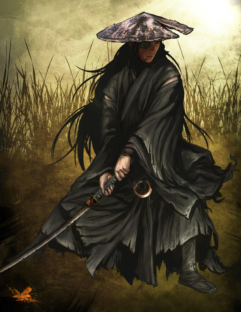 Okami darker by thedarkestseason