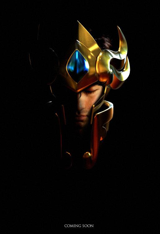 Gold Saint Leo