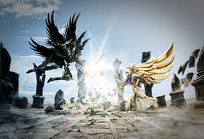 Hades vs Athena