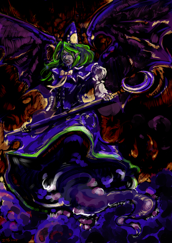 Mima by eva-st-clare