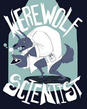 Werewolf Scientist