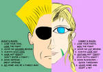 Guile vs. Cammy Rules of Engagement