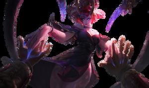 Blood Moon Evelynn Render | League of Legends