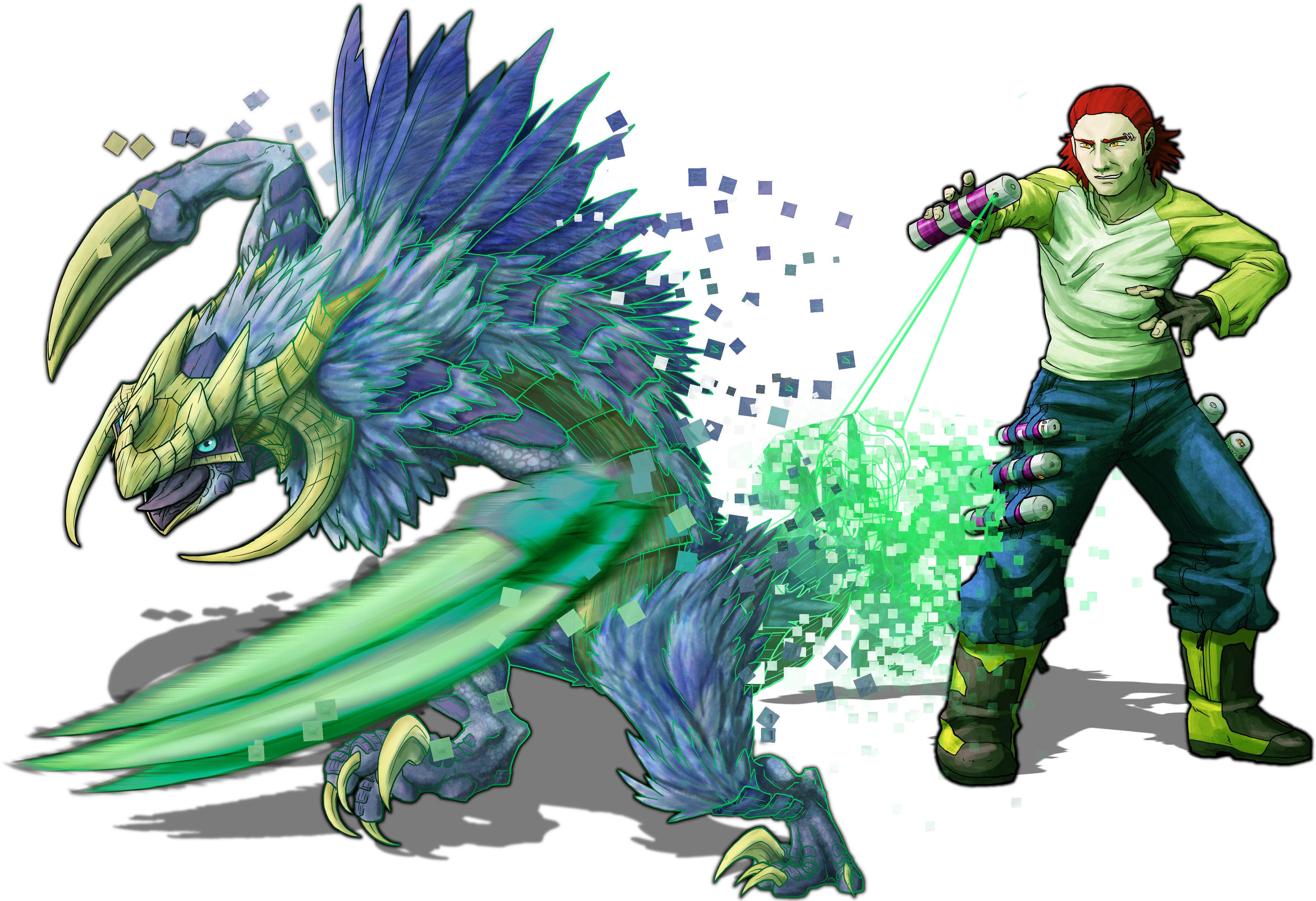 [Image: monster_call_by_fishbatdragonthing-d709zjg.png]