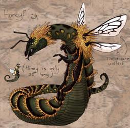 Honey by FishBatDragonThing