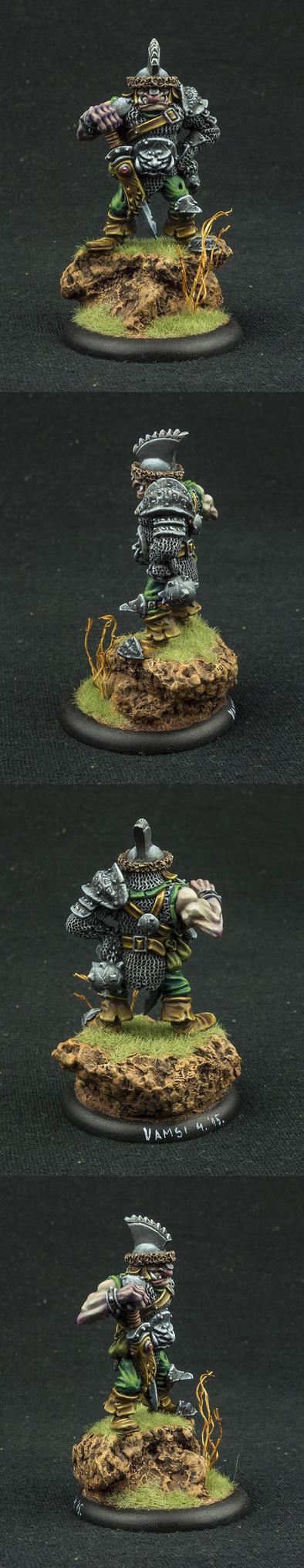 Ogre - Games Workshop by Vanxee