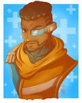 Baptiste - Overwatch