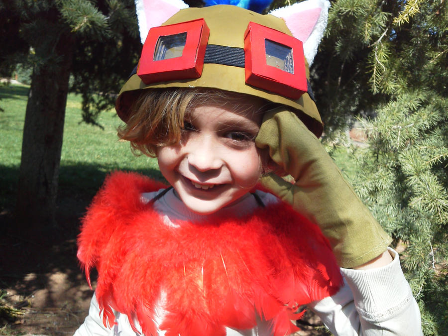 [Ael] Teemo Cosplay I by Mya-Ow ...  sc 1 st  DeviantArt : teemo halloween costume  - Germanpascual.Com