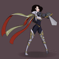 Snow White, the Grand Duelist