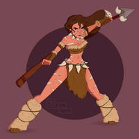 Jane, the Bestial Huntress