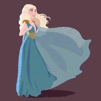 Daenerys Targaryen by Dreemers