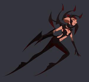 Amelia, the Spider Queen