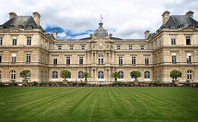 Le palais du Luxembourg by cementum