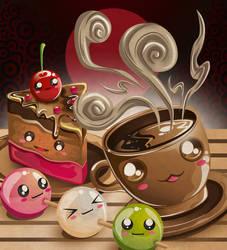 Amai Cafe portada