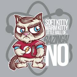 Grumpy Cooper Shirt Design by jml2art