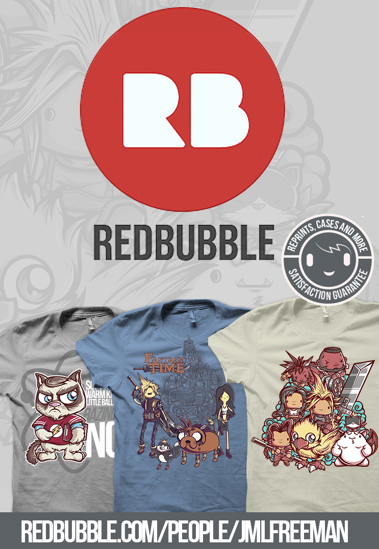 cool shirts redbubble ad by jml2art