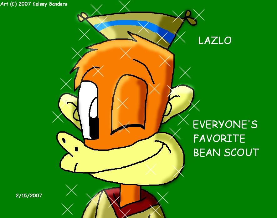 Lazlo by EdwardKelsey