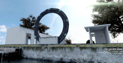 Stargate by forgedOrder