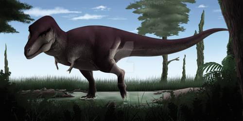 Tyrannosaurus rex 2020 final
