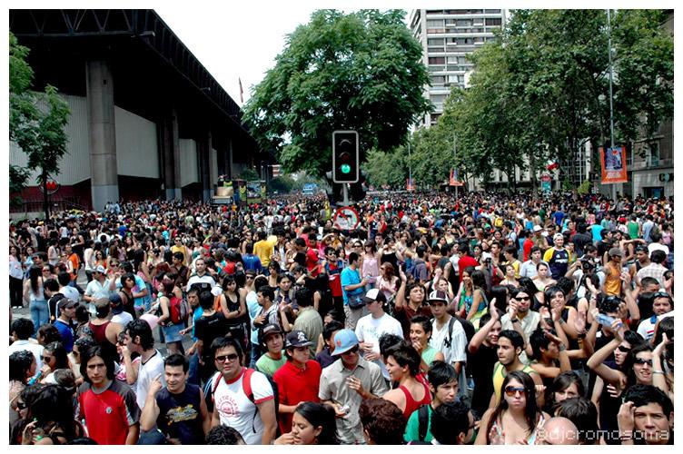 loveparade chile: